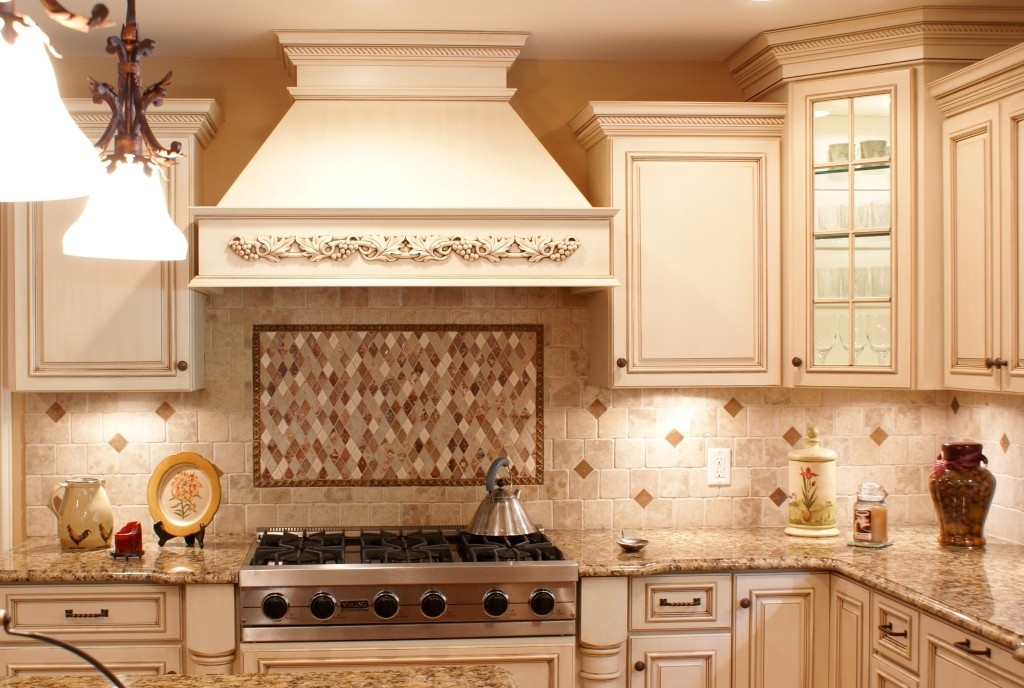 Kitchen Backsplash Ideas Pictures Glass Suitable With Kitchen