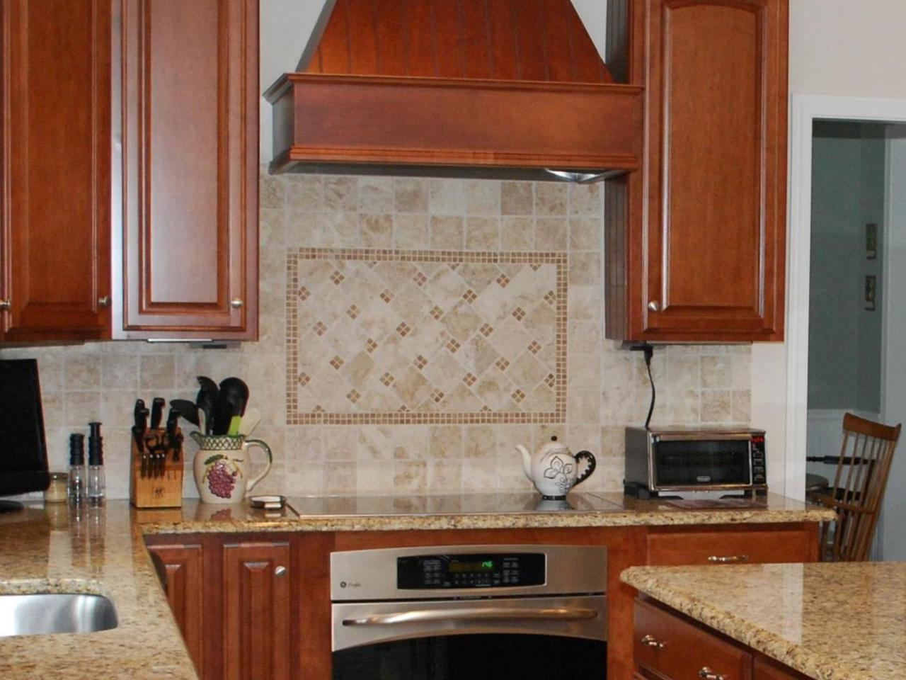 kitchen backsplash ideas with oak cabinets suitable with ...