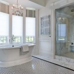 : luxury classic bathroom design