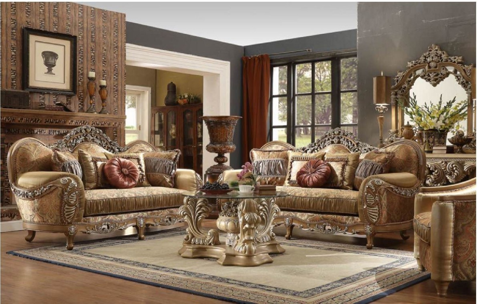 luxury victorian living room furniture
