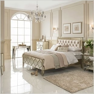 mirrored bedroom furniture the range suitable with mirrored ...
