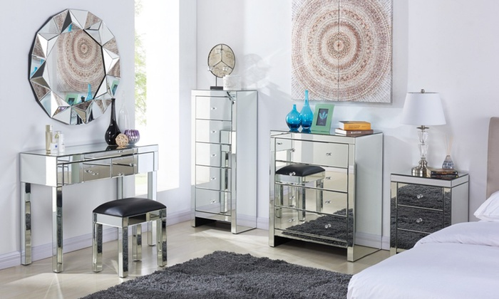 Awe Inspiring Mirrored Bedroom Furniture Very Suitable With Mirrored Download Free Architecture Designs Scobabritishbridgeorg
