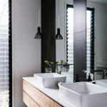 : modern bathroom vanities double sink
