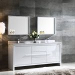 : modern bathroom vanities floating