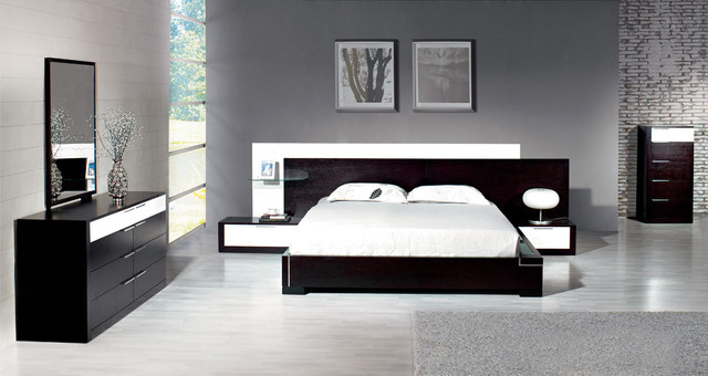 Modern Bedroom Furniture Austin