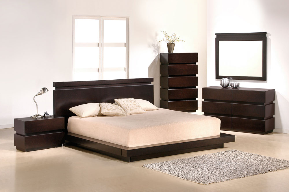 modern bedroom furniture cal king