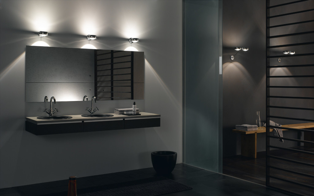Ultra Modern Bathroom Lighting Fixtures