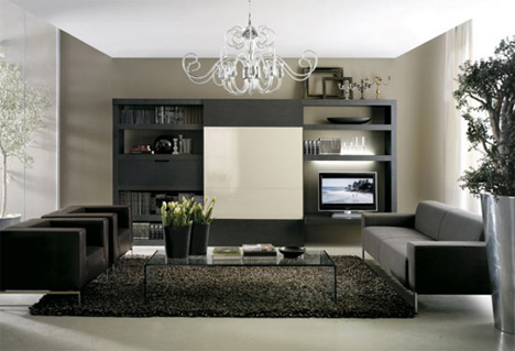 modern modular living room furniture