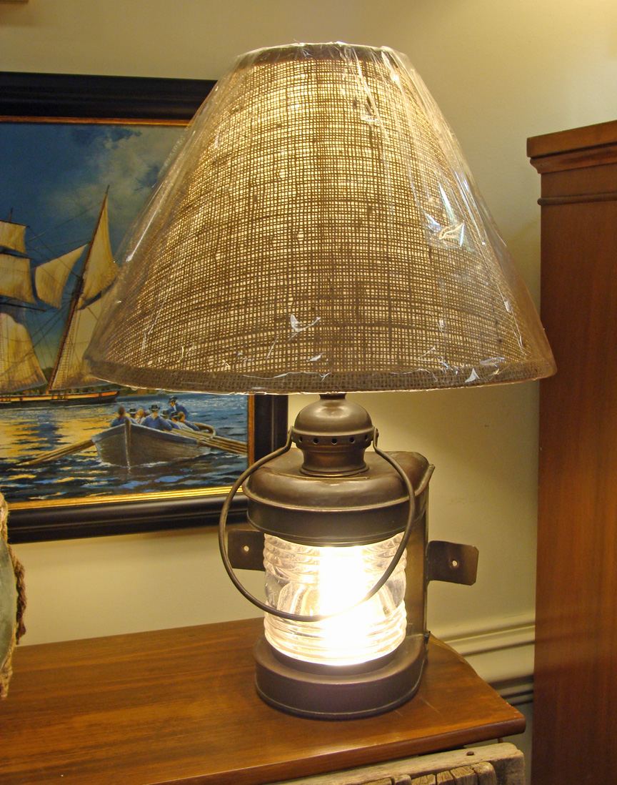 nautical bedside table lamps also nautical rope table lamps