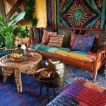 : neutral bohemian living room suitable with natural bohemian living room suitable with orange bohemian living room