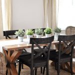 : oak farmhouse dining room table suitable with old farmhouse dining room tables