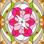 : printable stained glass window patterns suitable with painted stained glass window patterns suitable with prairie stained glass window patterns