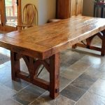 : rustic farmhouse dining room table suitable with farmhouse round dining room table
