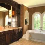 : simple classic bathroom design