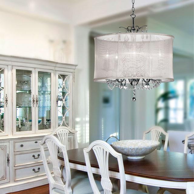 Swarovski Crystal Dining Room Chandelier Suitable With ...