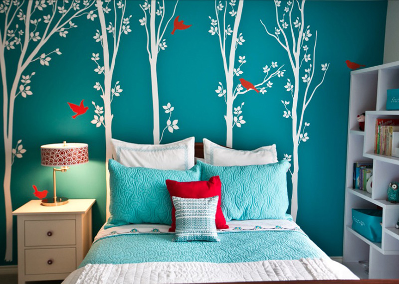teenage bedroom accessories suitable with teenage bedroom art