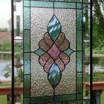 : tiffany stained glass window hangings