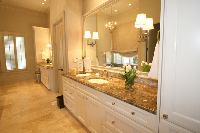 traditional master bathroom design ideas