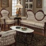 : traditional victorian living room furniture