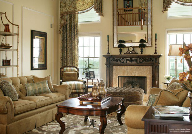 Good Victorian Style Living Room | Inspiration Home Magazine