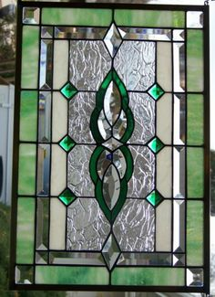 Stained Gl Window Decorations