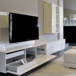 : white modular living room furniture