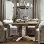 : wicker rattan dining room chairs suitable with rattan dining table chairs