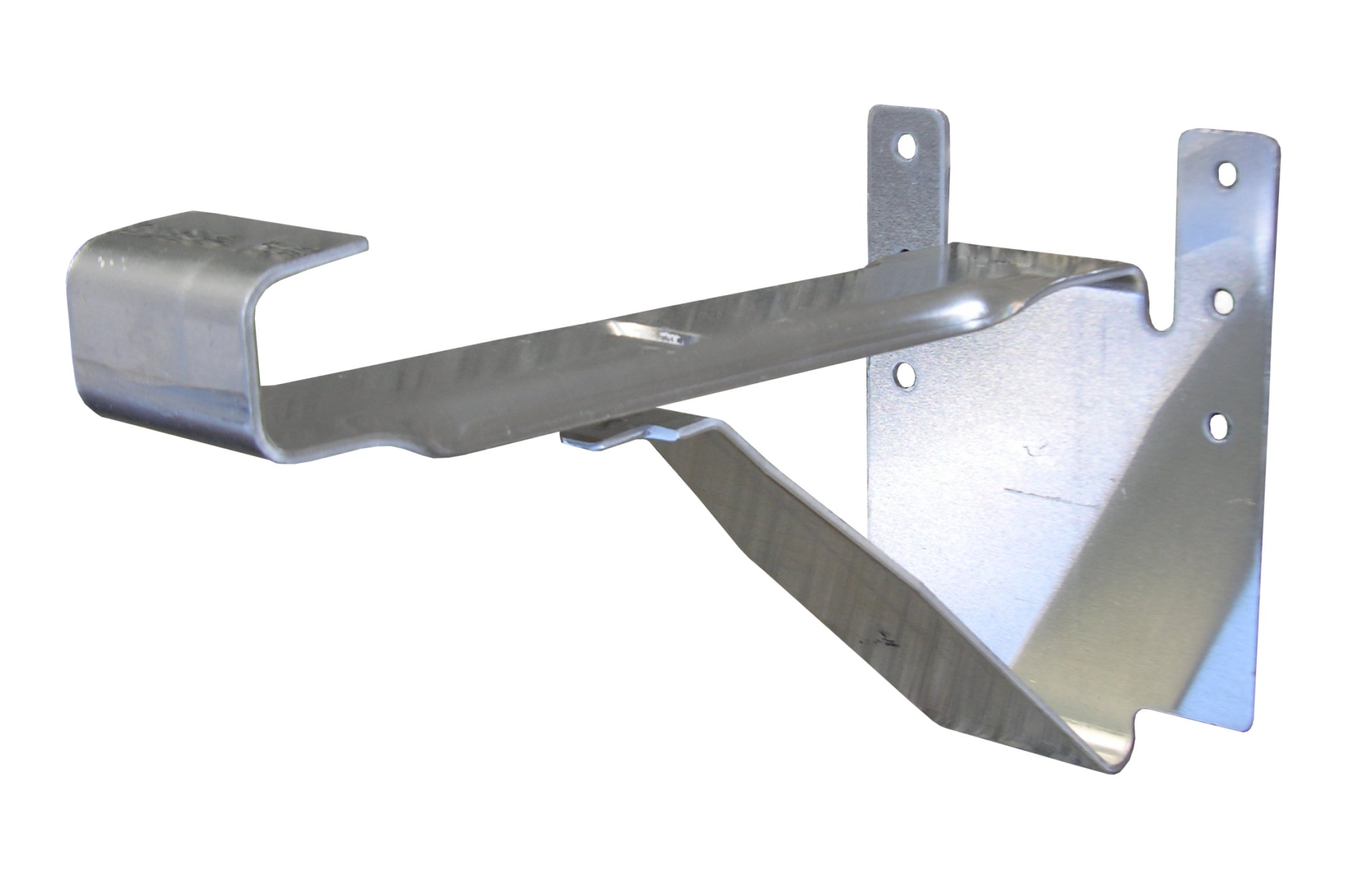 Installed types of Gutter hangers