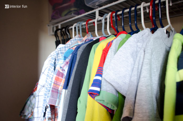 How to Organize a Closet
